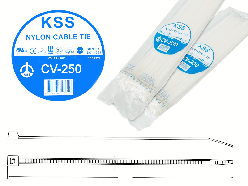Kss Cable Tie Heavy Duty Connector Pune